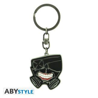 Kaneki Mask Keychain Tokyo Ghoul