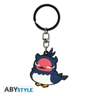 Nero Keychain Black Clover
