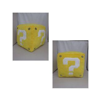 Peluche Cubo Mario con sonido