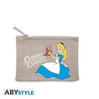 Makeup bag Alice in Wonderland Disney