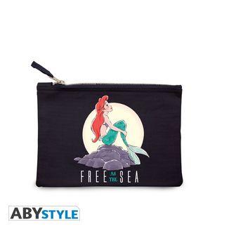 Makeup Bag The Little Mermaid Disney Free as the Sea