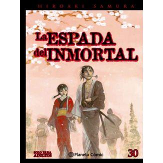 La Espada del Inmortal #30