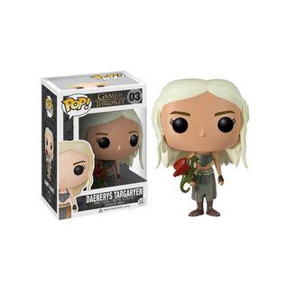 Funko Daenerys Targaryen Madre de Dragones Funko Pop!