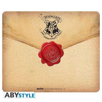 Alfombrilla carta de Hogwarts