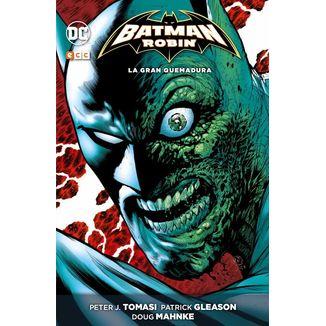 Batman y Robin La Gran Quemadura