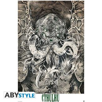 Poster Cthulhu 91.5 x 61 cms