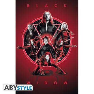 Poster Viuda Negra Black Widow Legacy Marvel  91.5 x 61 cms