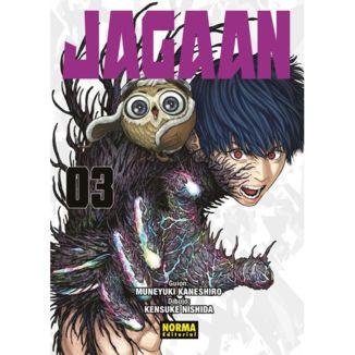 Jagaan #03 Manga Oficial Norma Editorial