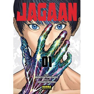 Jagaan #01 Manga Oficial Normal Editorial (spanish)