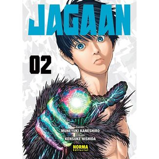 Jagaan #02 Manga Oficial Normal Editorial