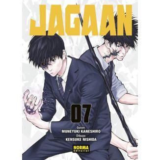 Jagaan #07 Manga Oficial Norma Editorial (Spanish)