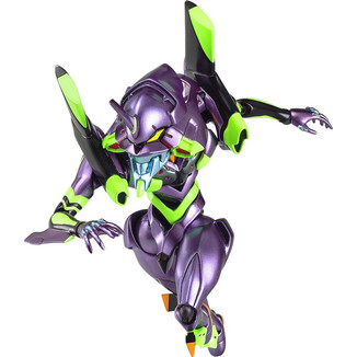 Figura EVA-01 Ver. Metálica - Rebuild of Evangelion