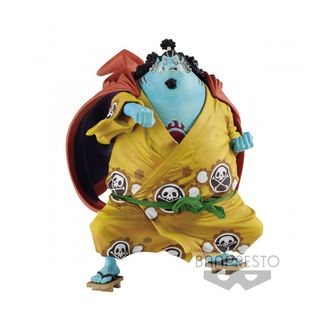 Figura Jinbe One Piece King of Artist