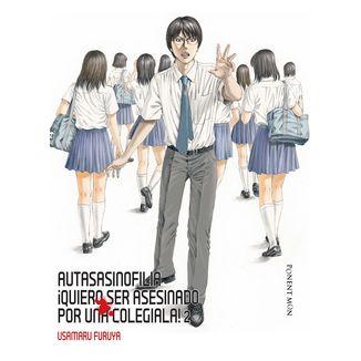 Autasasinofilia Quiero ser asesinado por una colegiala! #02 (Spanish)