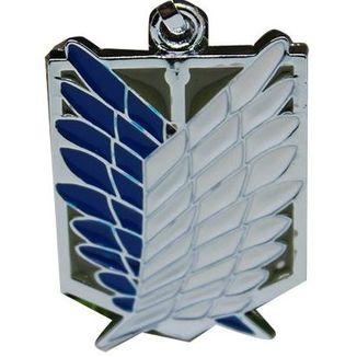 Colgante Escudo Legión de Reconocimiento Ataque a los Titanes