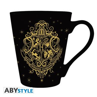 Phoenix and Hogwarts Shield Harry Potter Mug
