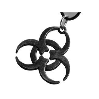 Biohazard Logo Resident Evil Necklace