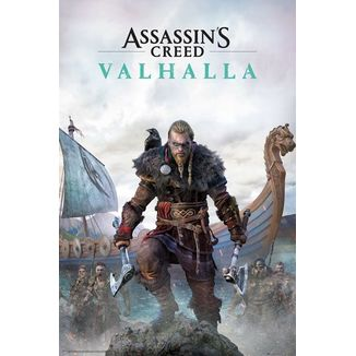 Assassin's Creed Valhalla Standard Edition Poster 61x91cm