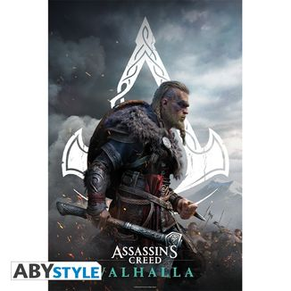 Eivor Assassin's Creed Valhalla Poster 91.5 x 61 cms