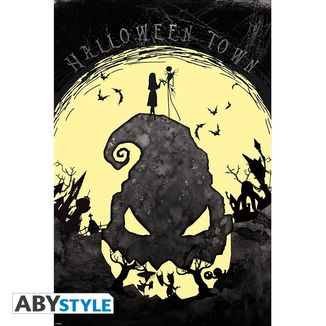 Poster Oogie Boogie Nightmare Before Christmas 91,5 x 61 cms