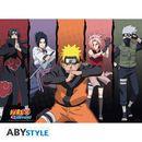 Grupal Naruto Shippuden Poster Set 52 x 38 cms