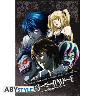Poster Death Note Group1 52 x 38 cms
