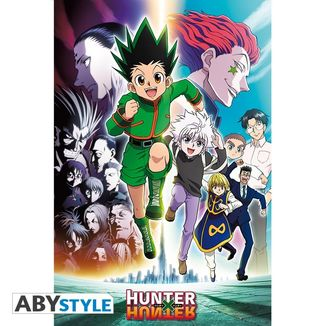 Phantom Troupe Poster Hunter X Hunter 91.5 x 61 cms
