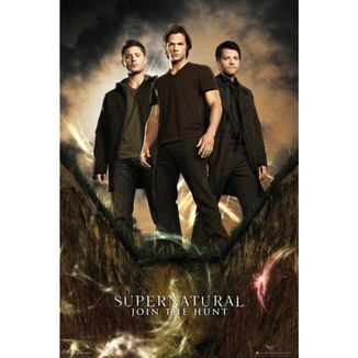 Poster Supernatural Join The Hunt 91,5 x 61 cms