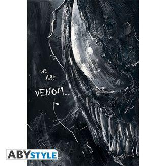 We Are Venom Poster Marvel Comics 91.5 x 61 cms