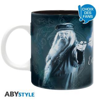 Taza Dumbledore Expecto Patronum Harry Potter 320 ml