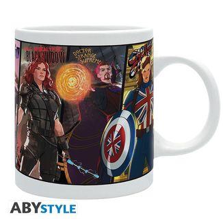 Heroes What If Mug Marvel Comics 320 ml