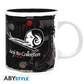 Junji Ito slug girl mug 320ml