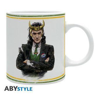 Loki President Marvel Comics Mug 320 ml