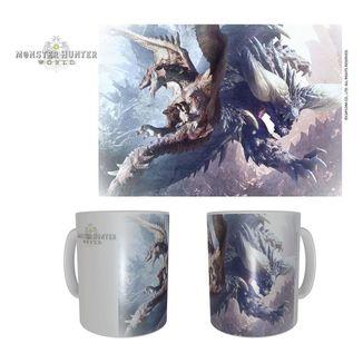 Rathalos & Nergigante Mug Monster Hunter World 320 ml