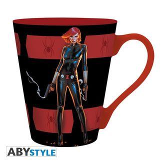 Black Widow Mug Marvel Comics 250 ml