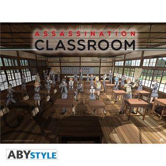Poster Assasination Classroom 52x38cm