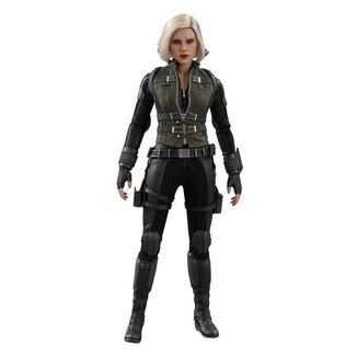 Figura Vengadores Infinity War Black Widow Movie Masterpiece
