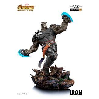 Resina Vengadores Infinity War Cull Obsidian