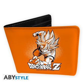 Cartera Dragon Ball Z Son Goku SSJ