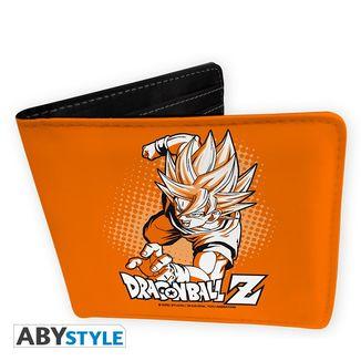 Cartera Dragon Ball Z Son Goku SSJ