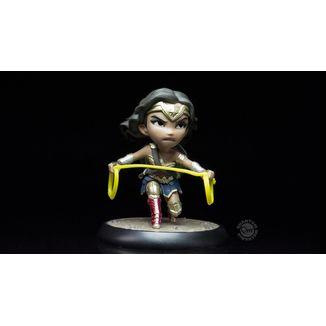 Figura Liga de la Justicia Wonder Woman Q-Fig