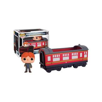 Funko Harry Potter Hogwarts Express Vagón & Ron POP!