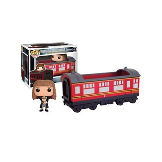 Funko Harry Potter Hogwarts Express Vagón & Hermione POP!