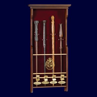 Expositor varita Harry Potter 4 Varitas