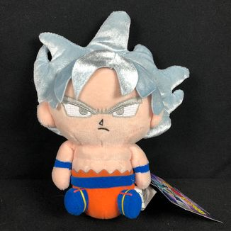 Peluche Son Goku Ultra Instinct Dragon Ball Super