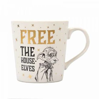 Taza Dobby Harry Potter