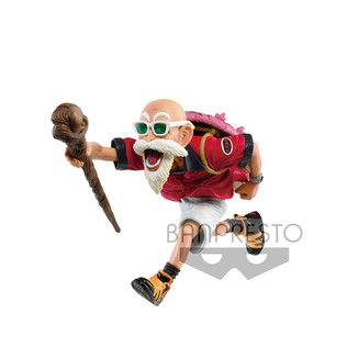 Figura Dragon Ball Z  Roshi Tropical Color Colosseum SCultures Budoukai 3