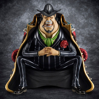 Figura One Piece Capone Gang Bege P.O.P Excellent Model
