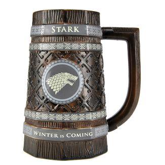 Jarra de Juego de Tronos casa Stark Ver. Madera