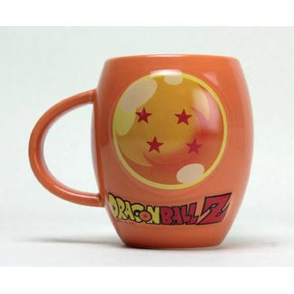 Taza Oval Bola de Dragón Dragon Ball Z